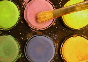 Having a creative outlet is an amazing way to release all the emotional energy.